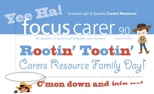 Focus Carer Newsletter