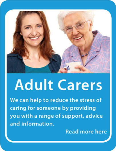link to adult carers page