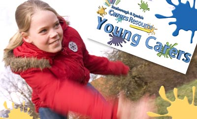 young carers project graphic