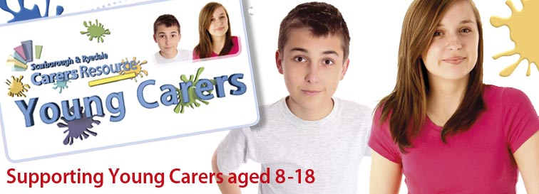 young carers service page